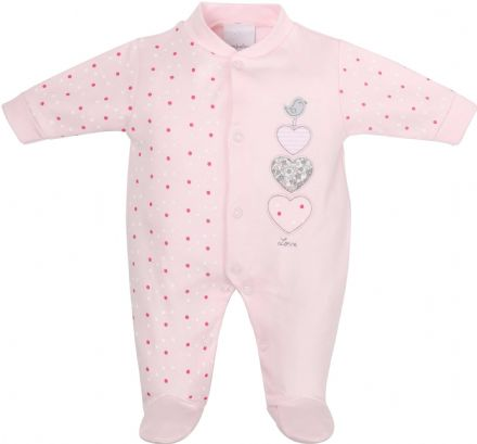 Triple Heart's Sleepsuit